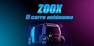 Zoox, el carro autónomo de Amazon