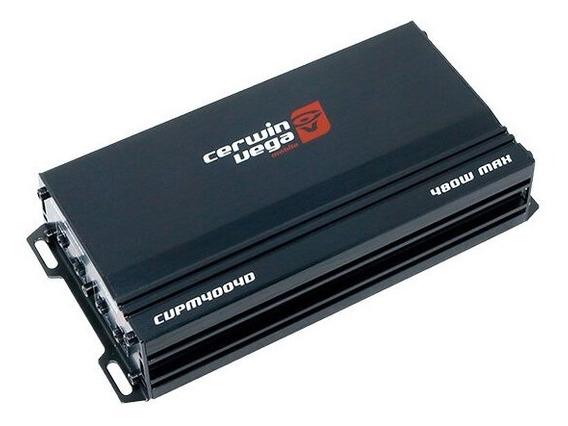 Amplificadores Minis Cerwin Vega - CVPM4004D