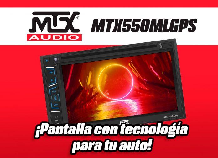 MTX MTX550MLGPS