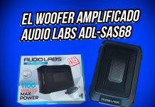 Subwoofer amplificado ADLSAS68