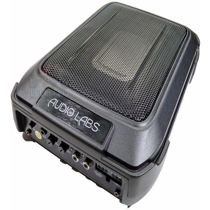 subwoofer amplificado Audio Labs ADL-SAS68 de 6x8 pulgadas