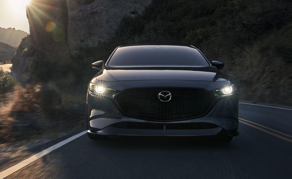 Nuevo Mazda 3 2021 TURBO