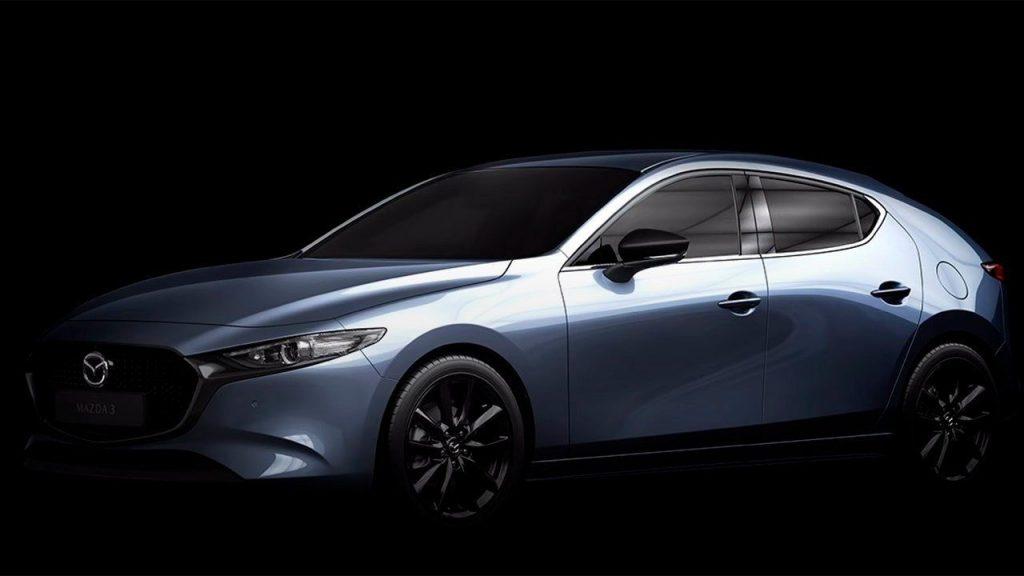 Mazda 3 2021 TURBO