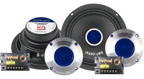 Set de medios bajos Audio Labs ADL PRO65.2OS
