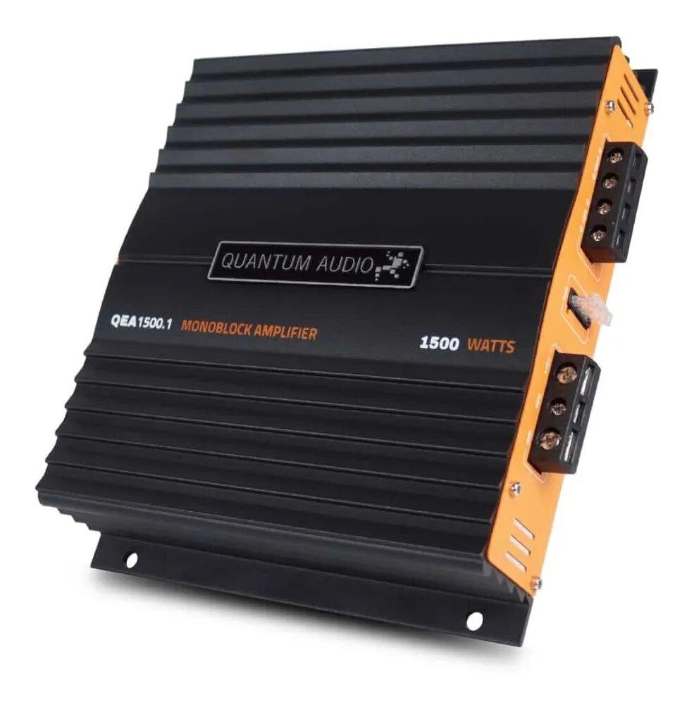 amplificadores Quantum de la línea QEA - modelo QEA1500.1