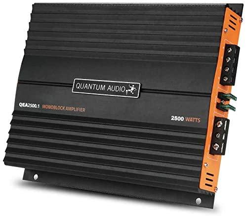 amplificadores Quantum de la línea QEA - modelo QEA2500.1