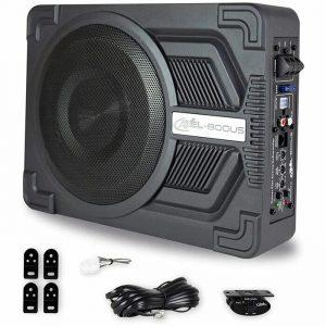 subwoofer amplificado STEELPRO AXEL 800US