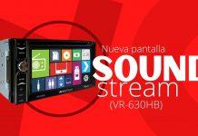 pantalla Soundstream VR 630HB