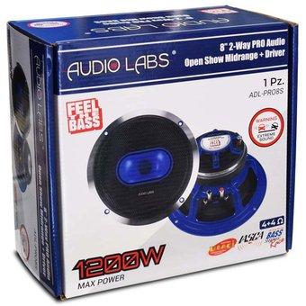 Audio Labs ADL PRO8S: medio rango Open Show