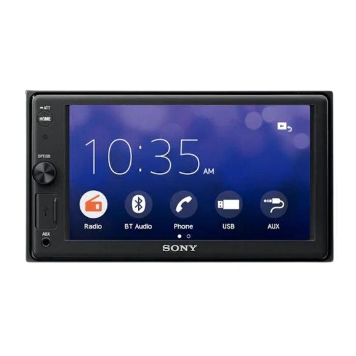 """Nueva pantalla Sony XAV 1500 de 6.2"""" y táctil"""
