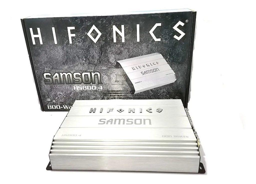Nuevo amplificador Hifonics HS800.4