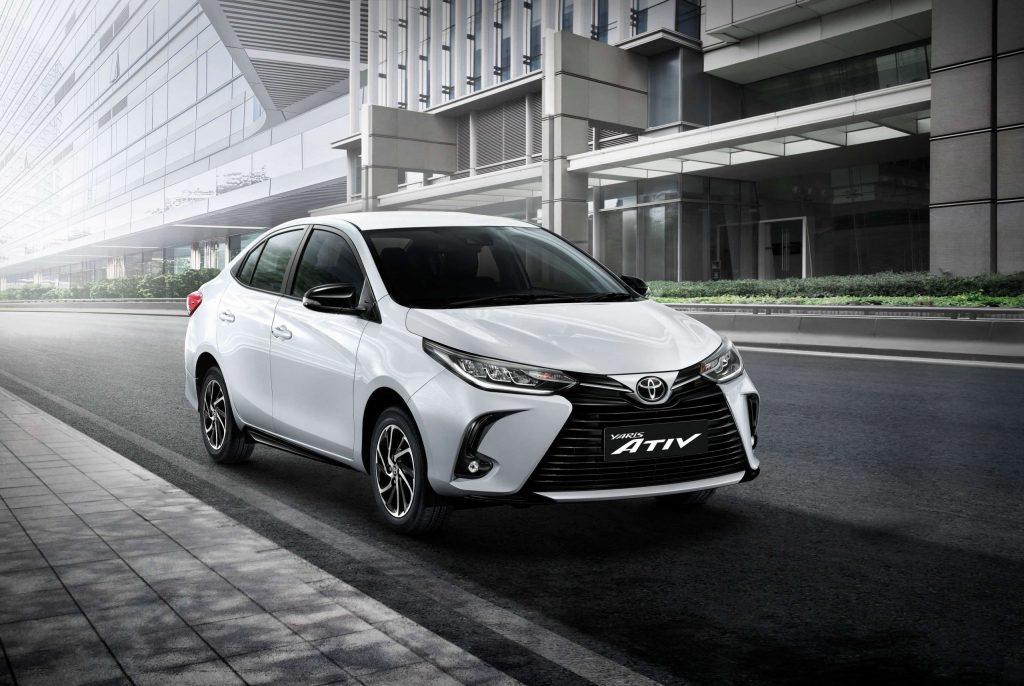 Toyota Yaris destaca entre los coches más seguros del 2021