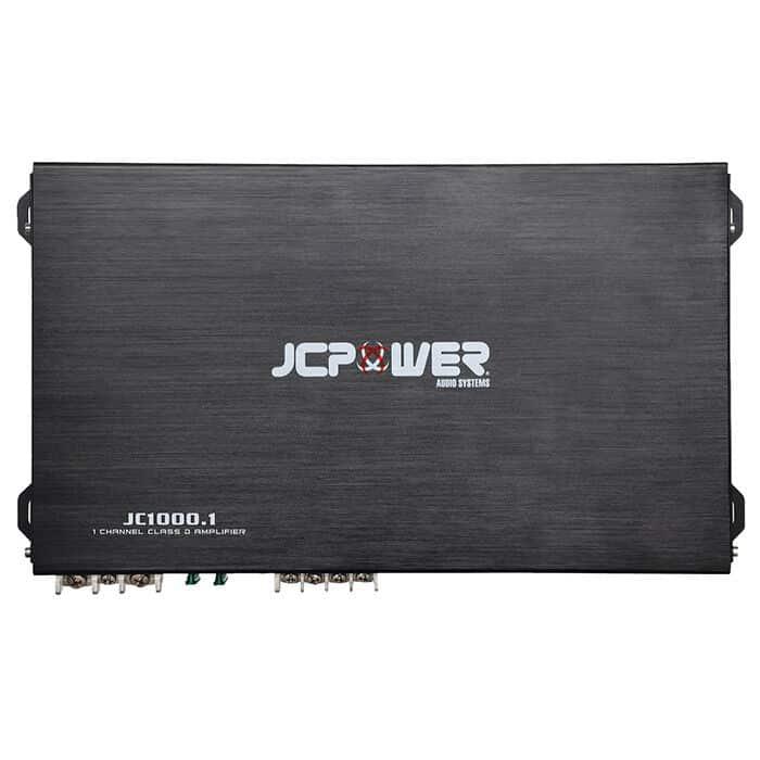 JC POWER JC1000.1 - los mejores amplificadores de carro