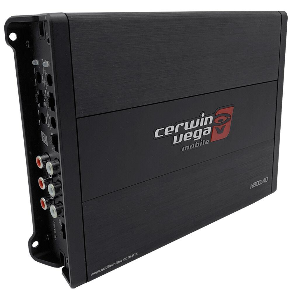 amplificador marca Cerwin Vega H800.4D