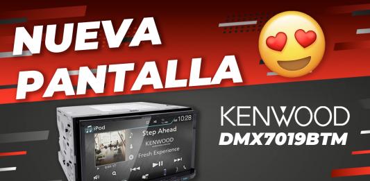 pantalla kenwood DMX7019BTM